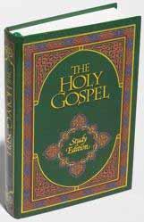 Holy Gospel Study Edition Gnb Injil Shop Bible Society