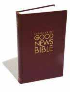 Good News Bible (GNB) Standard Large Print