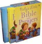 Lion Baby's Little Bible and Prayers (Age: 0 to 2yrs)
