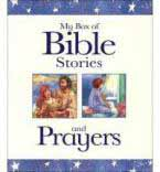 My Book of Bible Stories and My Book of Prayers