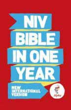 New International Version (NIV) Alpha Bible In One Year