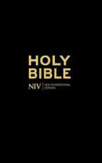 New International Version (NIV) Thinline Hardback Bible