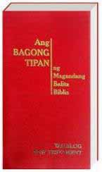 Filipino or Tagalog Pocket New Testament - Today's Philippine Version
