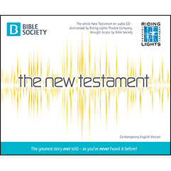 The New Testament Contemporary English Version (CEV) Audio CD Set
