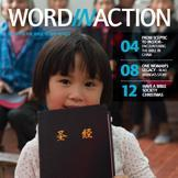 Word in Action & Prayer in Action - Winter 2015