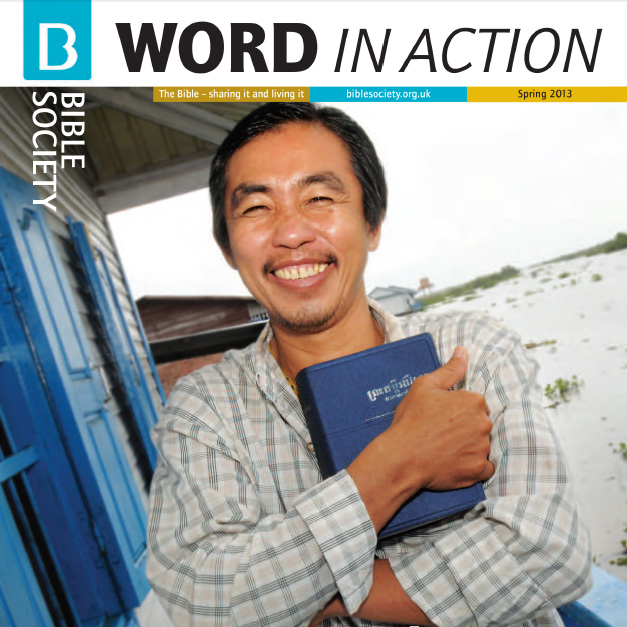 Word in Action & Prayer in Action - Spring 2013