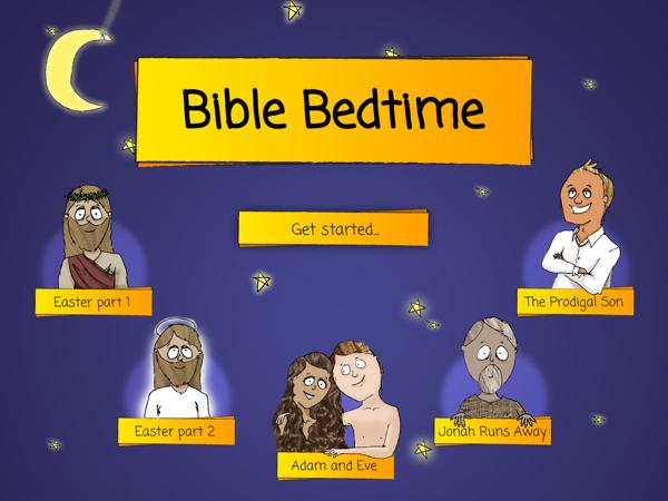 New Bible App for 1 in 3 children who don't know why we celebrate Good Friday